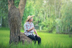 農業は誰でもできる仕事だが見方を変えれば誰でもはできない仕事